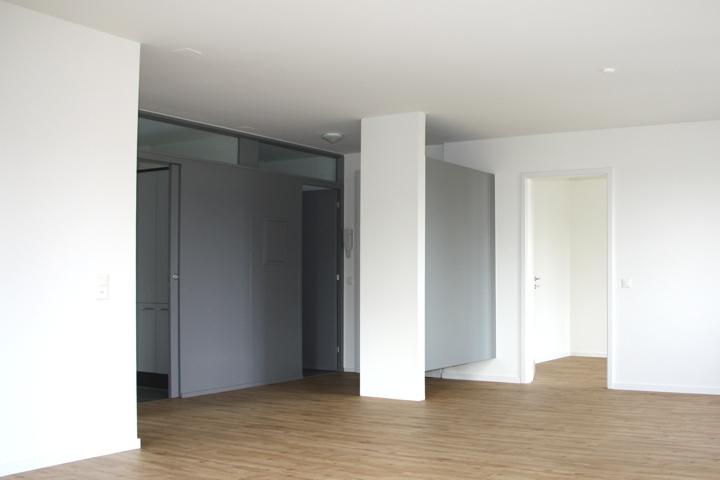 Innenansicht einer Wohnung